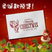 圣诞节个性3预售快递袋 服饰特别设计满5000生产欢迎询问