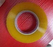 快递胶带 定做/制 淘宝封箱胶带打包胶带宽4.5cm 厚0.9CM透明胶带