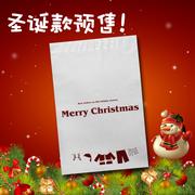圣诞节个性6预售快递袋 服饰特别设计满5000生产欢迎询问
