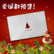 圣诞节个性5预售快递袋 服饰特别设计满5000生产欢迎询问